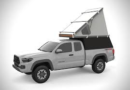 Go Fast Off-Road Popup Campers | Dr Wongs Emporium of Tings | Truck ...