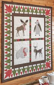 Animal Quilt Patterns Stunning Animal Carols Quilt Pattern Download DP48D Keepsake Quilting