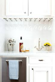 under cabinet wine glass rack bed bath and beyond hanging
