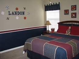 Sports Bedroom Decorating Ideas 1000 Images About Boys Sports ...