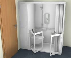Contour Showers UK Specialists in Disabled Showers Full Disabled