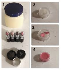 diy lip gloss do with a low toxic lipstick