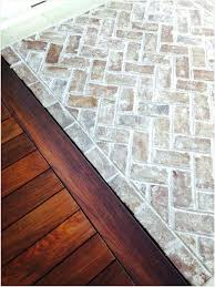 flooring for laundry rooms awesome best brick tile floor ideas on brick floor kitchen within brick