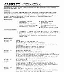 Best Busser Resume Example LiveCareer Magnificent Busser Resume
