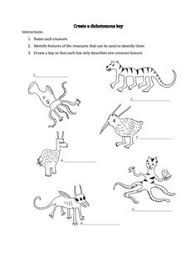 b4aff7b6c3ef5d5fc16b94d64f551b4a life science science lessons pamishan creature dichotomous answer key jpg (2448�3264 on enzymes review worksheet answers