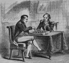 napoleon heroes and villains napoleon archives finding napoleon  napoleon archives finding napoleon napoleon bonaparte playing chess on st helena