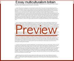 multiculturalism essay essay multiculturalism britain coursework academic writing service