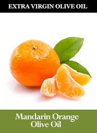 Mandarin Tangerines Mandarin Orange Extra Virgin Olive Oil