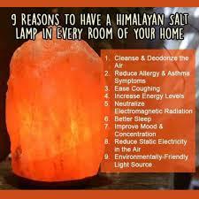 5 himalayan salt lamp benefits you should know