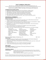 Veterinary Technician Resume Examples Of Resumes Ophthalmic ...