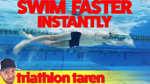 swim 20 faster instantly with this