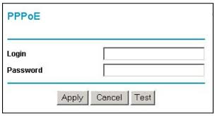 how to configure a netgear dsl modem router for internet image