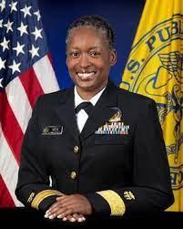 Congratulations to Rear Admiral Aisha K. Mix : Hampton University News