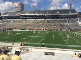 Bobby Dodd Stadium Section 123 Rateyourseats Com
