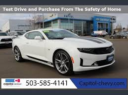 Used Chevrolet Camaro For Sale In Salem Or With Photos Autotrader