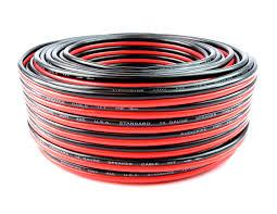 audiopipe 12 gauge 100 ft red black car audio sterep speaker wire audiopipe 12 gauge 100 ft red black car audio sterep speaker wire zip cable