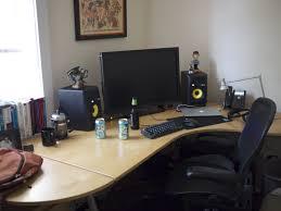 fantastic l shaped home office desk