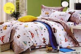 baby bedding set cars bedding queen size cartoon kids duvet covers bed set duvet cover for kids children bedding set for boys in bedding sets from home