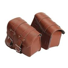 leather motorbike saddle bags for south africa