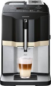 Siemens EQ.3 s500 TI305206RW Bean to Cup Automatic Coffee Machine - Black-  Buy Online in Qatar at qatar.desertcart.com. ProductId : 149531630.