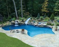 pool designs with slides. Perfect Designs Swimming Pool Designs With Slides Contractors Slidell La  Ideas S