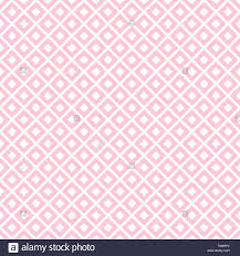 Printable Design Paper Pink Rhombus Geometric Seamless Vector Pattern With White