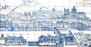 The story of <b>Portuguese tiles</b> AND the Tile Museum Lisbon