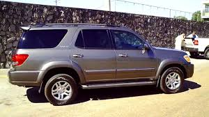 2005 Toyota Sequoia - YouTube