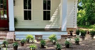 creating a diy front yard landscape for