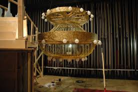 phantom of the opera chandelier phantom of the opera chandelier elon university design