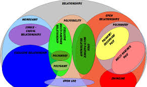Open Relationship Chart Smart Love Relationship Forms And Styles