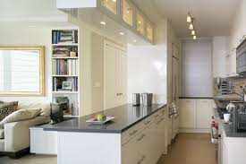 Modern Galley Kitchen Small Modern Galley Kitchen
