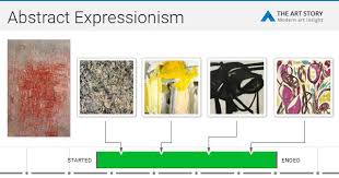 abstract expressionism movement artists and major works the art abstract expressionism movement artists and major works the art story