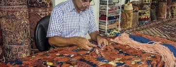 persian rug repair services
