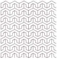 Sashiko Patterns New Design