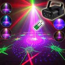 Star Light Laser Dancer Details About Remote Rgb 5 Lens Laser 128 Patterns Blue Led Party Bar Dj Xmas Dance Light T155