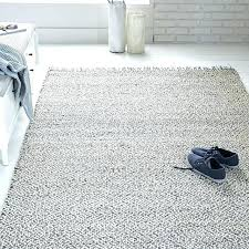 target jute rug speckled braided west elm gray