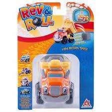 Rev&Roll <b>Игрушка мини</b> машинка - Типпер цена в Москве – 12 ...