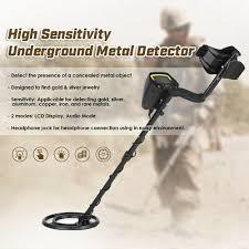 Treasure Hunter Md 3030 Owners Manual Metal Detector Sensitive Search Treasure Hunter Waterproof W