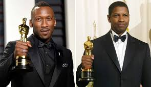 Writer/director jordan peele said kaluuya did about five takes of a key scene, in which his character needs to cry, and each was so perfect tha. Mahershala Ali Denzel Washington Are Only Black Actors With 2 Oscars Goldderby