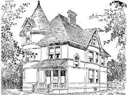 Il Meglio Di Disegni Colorati Casa Migliori Pagine Da Colorare E