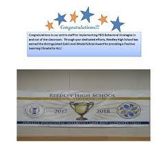 Staff Pbis Reedley High School