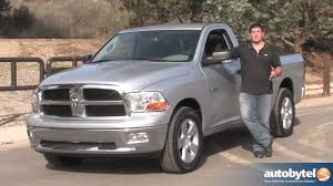 2012 Dodge Ram 1500 Truck Review - YouTube