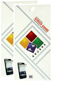 Square Screen Protectors for Karbonn A4 ...