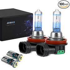Amazon.com: AUHDER <b>H11 12V 55W</b> Halogen Headlight <b>Bulb</b> ...