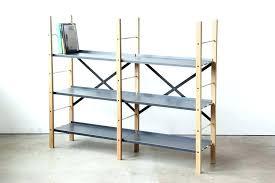 diy metal wood bookshelf free standing shelves shelving units lovable wondrous shelf appealing