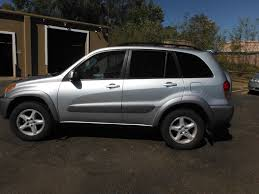 Buy 2001 Toyota RAV4 :: Colorado Springs, CO | Sabaru Motor Imports