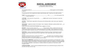 Lease Agreement Format Free 9 Rental Agreement Form Samples In Word Pdf