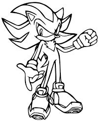 13 Dessins De Coloriage Sonic Boom En Ligne Imprimer