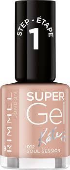 <b>Гель</b>-<b>лак для ногтей</b> Rimmel <b>Super</b> Gel, тон 012, 8 мл — купить в ...
